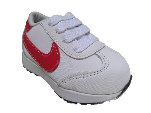 Tenis Zapatos Para Bebe Niño Tipo Nike