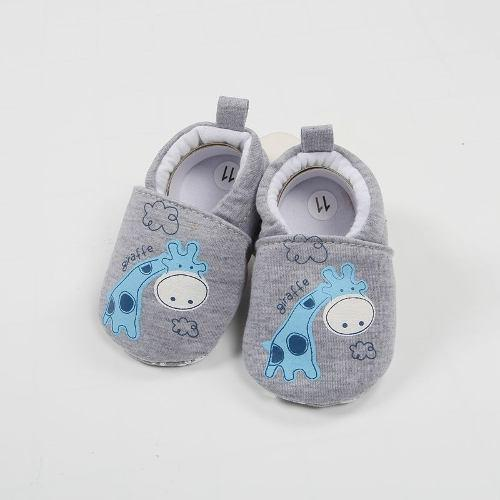 Zapatos bebe antideslizante babuchas niño niña animales