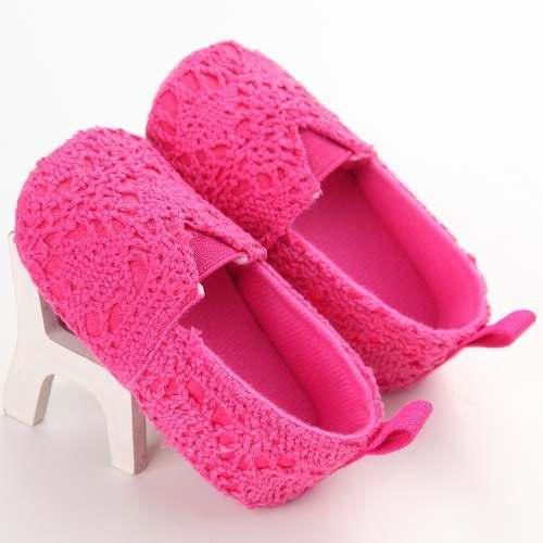 Zapatos Bebe Niña Colores Suela Antideslizante