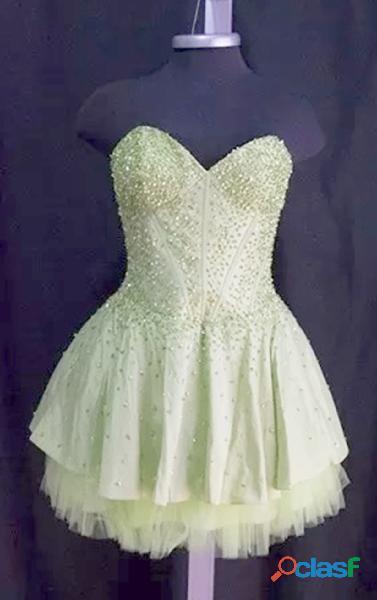Alquiler de vestidos cortos para quince años en itagui /io