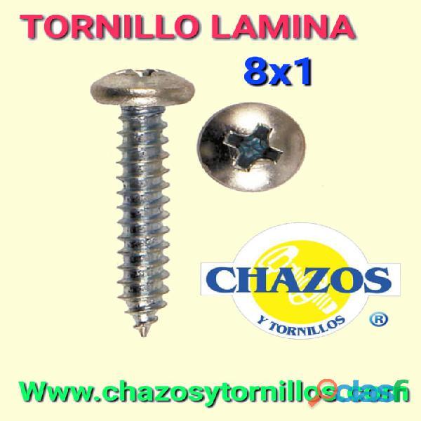 Fabrica Chazos y Tornillos en Bogota / DOMICILIOS