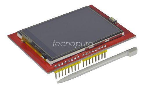 Pantalla Para Arduino Tft Lcd Touch - Uno R3 / Mega 2560