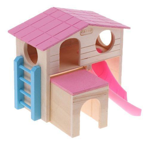 Casa hámster juego casa animal doméstico mascota divertido