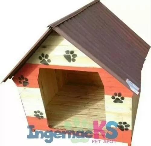 Casa para perros #7 (80cmx90cm)