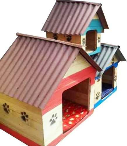Casa para perros #9 (100cmx90cm)