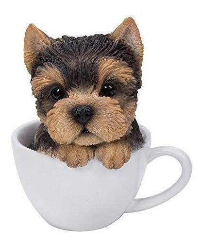 Giftware pacífico adorable taza té pals perrito perro pet