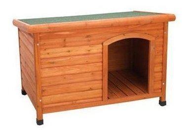 Ware manufacturing premium plus casa de perro de madera de