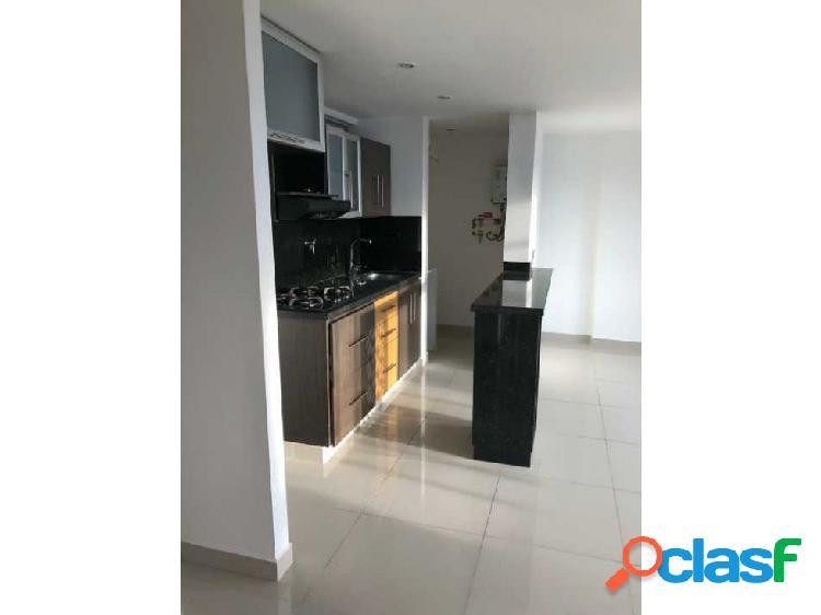 Apartamento en guayacanes de san diego 52 m2