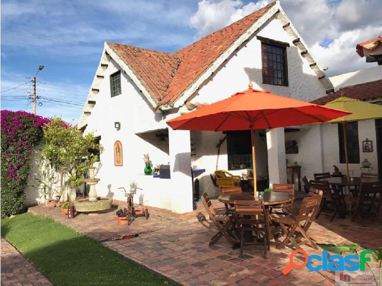 Casa en venta Tibasosa / Boyacá