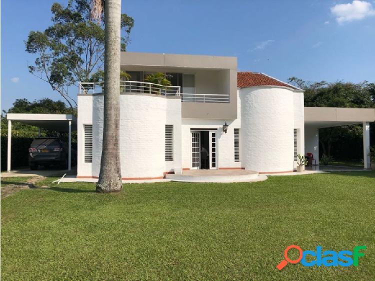 Alquiler de casa campestre en la morada jamundí