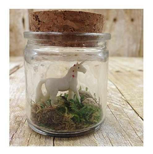 Pez belli 1 pulgadas unicorn pet con certificado de adopcion