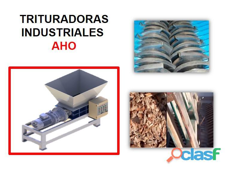 Trituradoras industriales