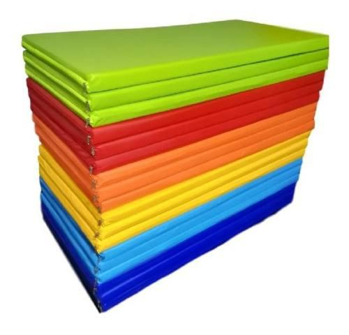 Colchonetas para jardines infantiles,colegios y gimnasios.