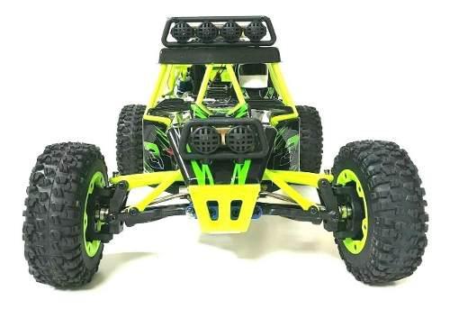 Combo rc car wltoys 12428 carro control remot electric + bat