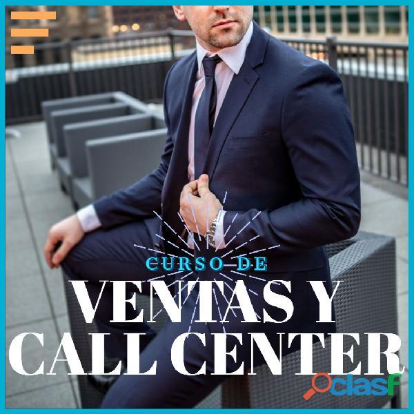 Curso de ventas y call center en barranquilla