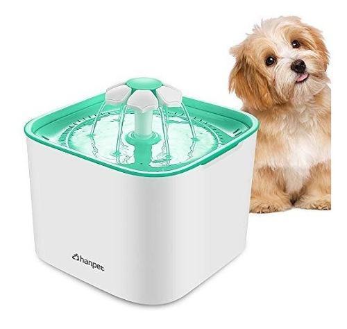 Mascota pet fuente de agua pf101