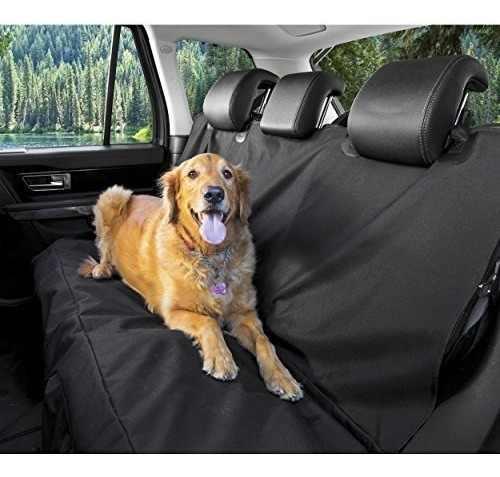 Puerta del coche Protector del perro Resistente al agua Duradero antideslizante Cubierta del perro del coche Trabajo pesado para mascotas Puerta del coche Rasgu/ños Cubiertas Protectores 2 Piezas