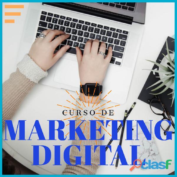 Curso de marketing digital en manizales
