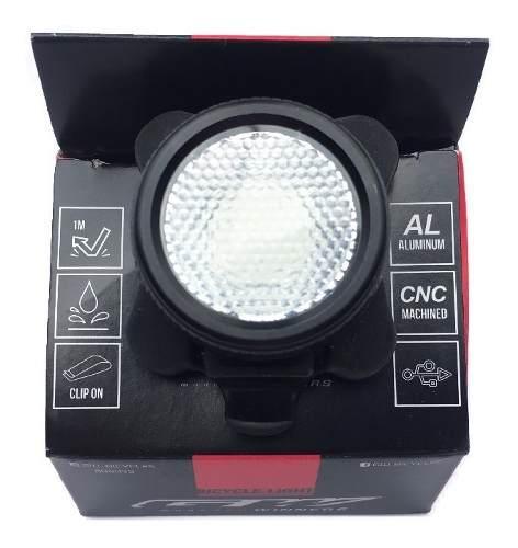 Luz para bicicleta tipo policia gw linterna luz tras / del