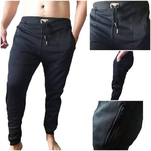 Pantalón sudadera jogger algodon lycrado