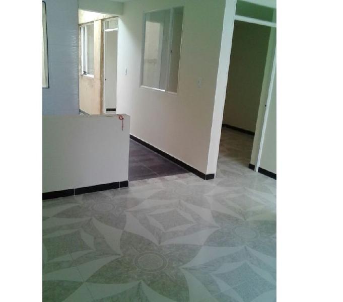 Arriendo apartamento 84m2 y sotea $430.000 cel 3223840744