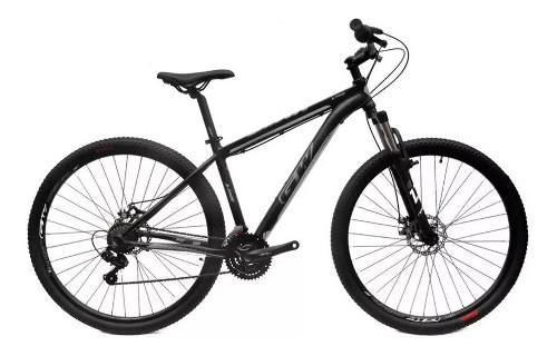 Bicicleta gw 29 hidráulica 9v lynx 9.3 freno disco suspensi