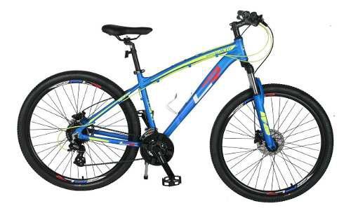Bicicleta mtb aluminio plr 29 shimano altus 21 vel bloqueo