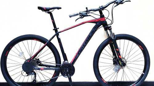 Bicicleta Rin 29 Optimus Tucana 27 Vel Hidráulica Talla L,
