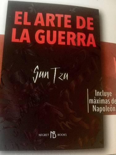 El arte de la guerra - sun tzu - libro nuevo ilustrado color