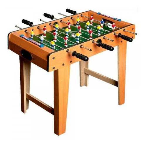 Futbolin con patas mesa futbolito fútbol importado game set