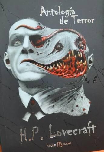 H.p. lovecraft antologia de terror original ilustrado color