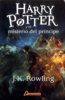 Harry potter y el misterio del princip 6