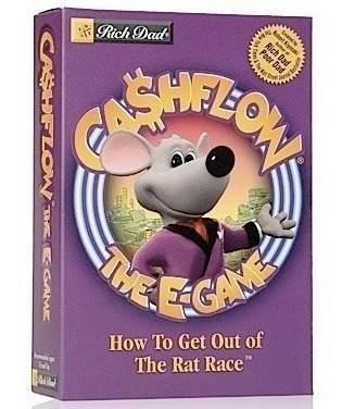 Juego cashflow 101 y 102 para imprimir y para pc + bono