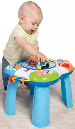Mesa de actividades winfun carta de tren bebes envio gratis
