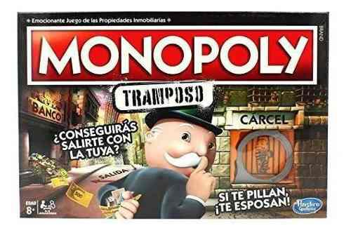 Monopoly tramposo en español original de hasbro envío