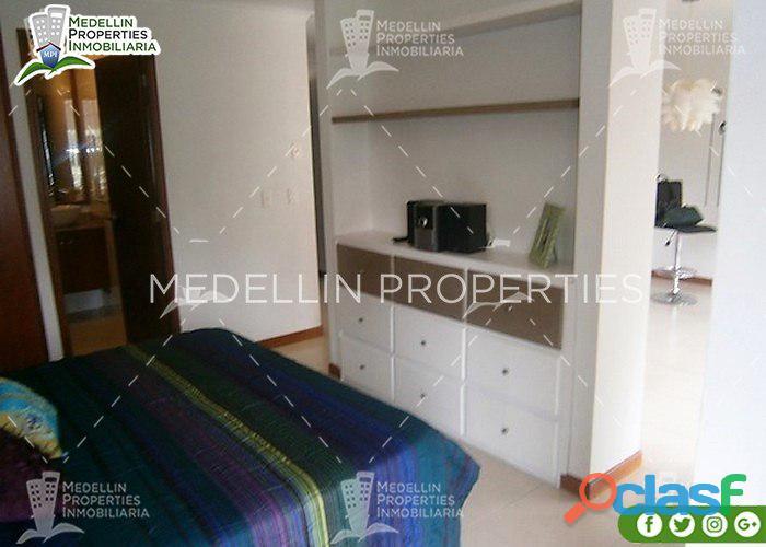 Apartamentos amoblados en medellin cód: 4493