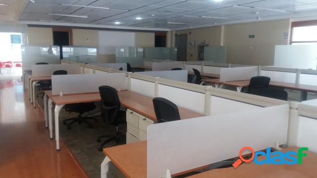 Oficina en Arriendo en Santa Barbara Torres Unidas Cusezar E238