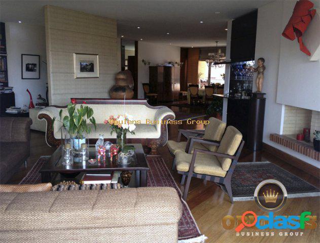 Apartamentos en Venta en Rosales Bogota J201