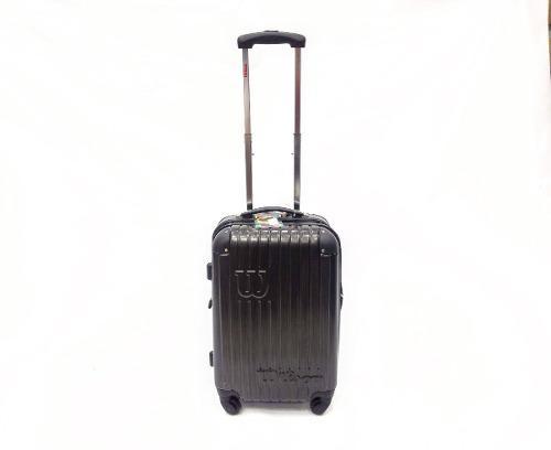 Maleta de viaje wilson 20pulgadas o 12kg ideal para cabina