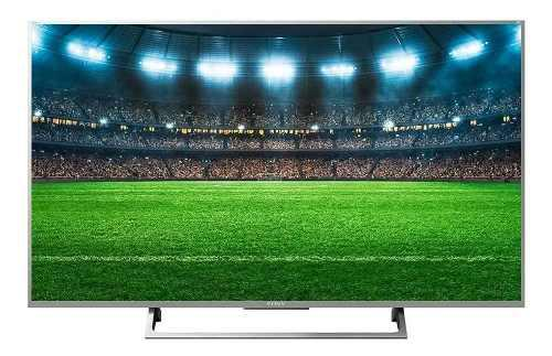 Televisor Sony 55 X807e 4k X-really Pro/hdr/android/chromec