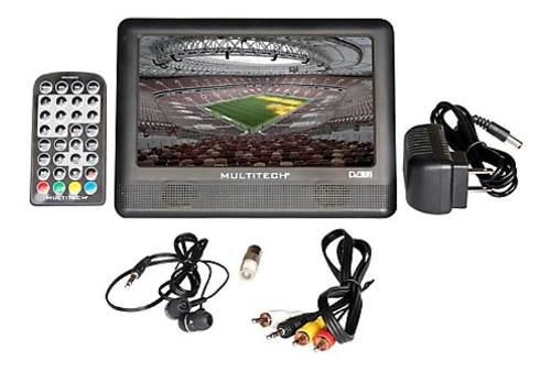 Tv Portatil Multitech 7