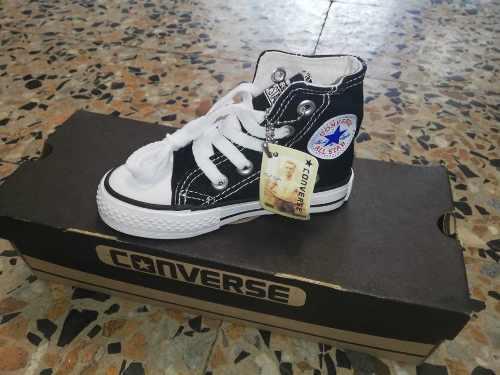 Empotrar Suave pestillo  Converse bota niño color negro importada en Colombia   Clasf  moda-y-accesorios
