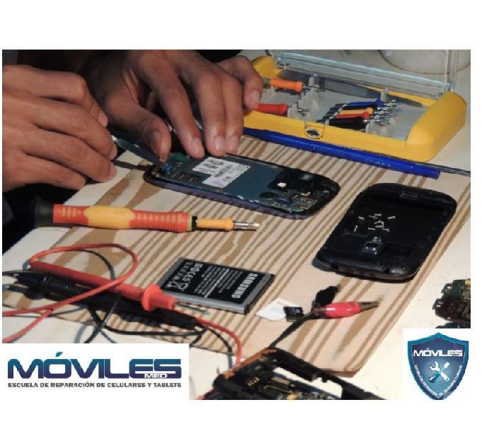 Escuela de reparación de celulares y tablets