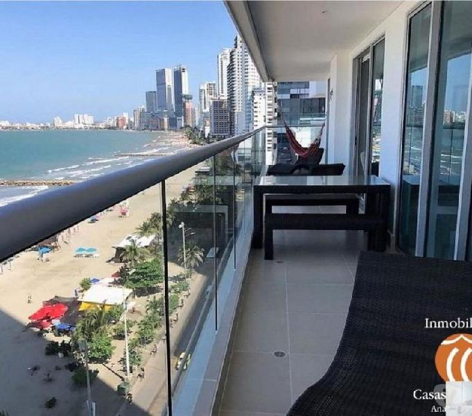 Apartamento por dias 4 alcobas palmeto beach