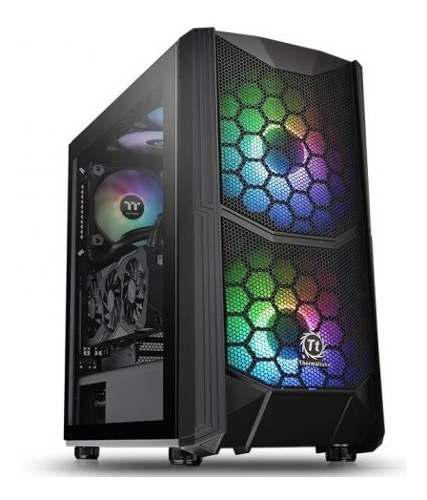 Chasis thermaltake commander c35 vidrio temp