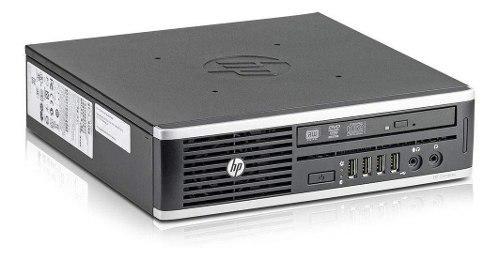 Computador hp compaq 8300 elite usff core i5 3 generación