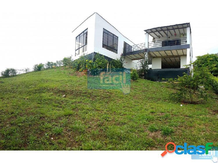 Casa campestre en jamundi - verde horizonte