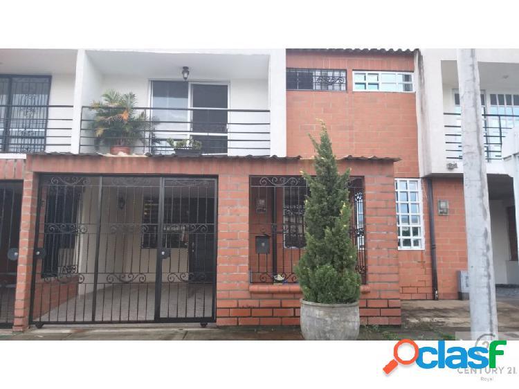 Venta casa palmira barrio la italia(malibu)