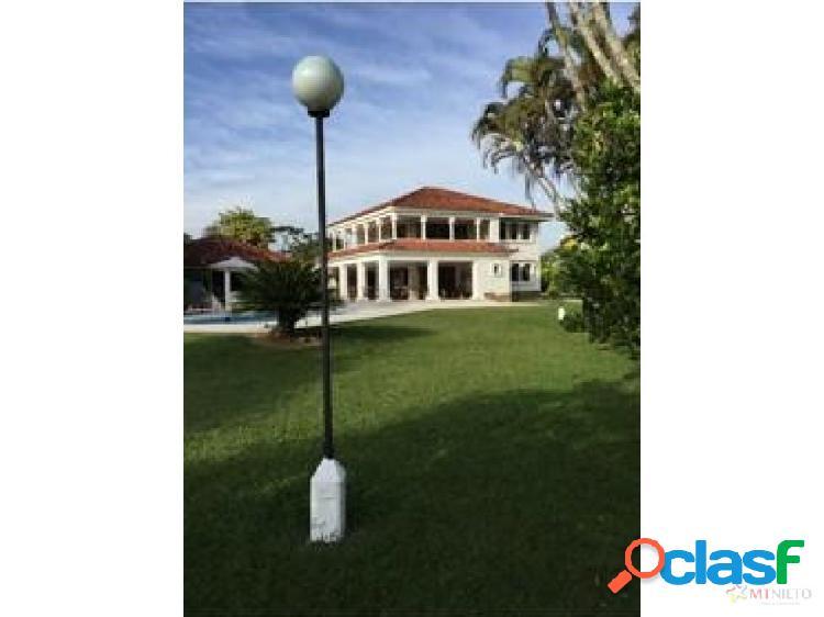 Casa campestre 435 m2 lote 2400 m2 san jorge
