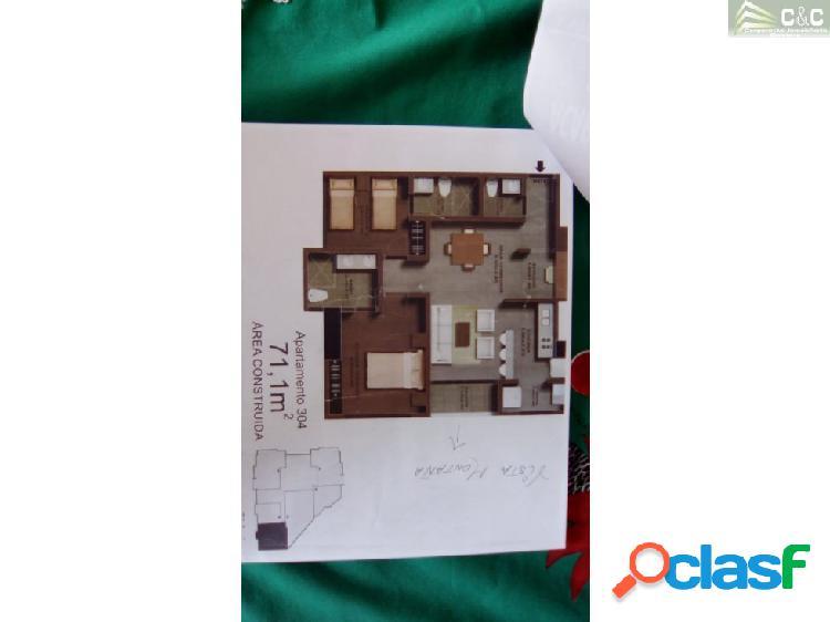 Apartamento en venta av centenario 2000-962